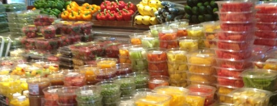 Grand Central Market is one of NY.