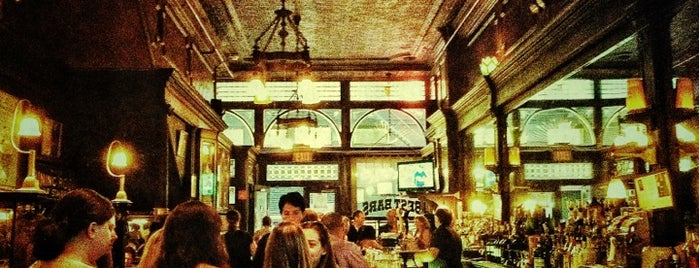 Old Town Bar is one of Best Places in NYC.