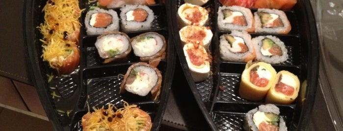 Sushi Club is one of RESTO & BAR.