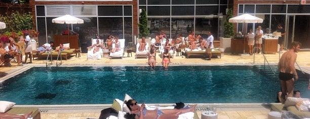 McCarren Hotel & Pool is one of Favorite Spots / Williamsburg.