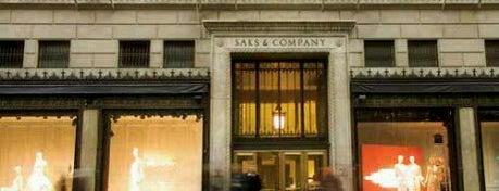 Saks Fifth Avenue is one of A faire à New-York en une semaine.