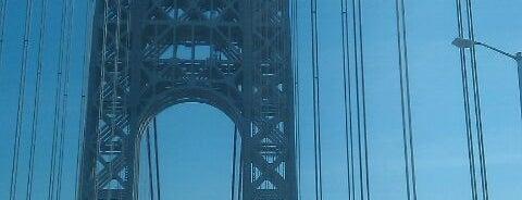 George Washington Bridge is one of New York.