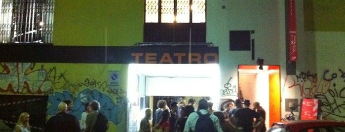 Teatro i is one of NABA WeMap.