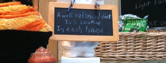 Provisions Bake Shop is one of Cookie Monster.