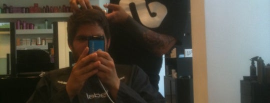 Toni & Guy is one of Haarlem.