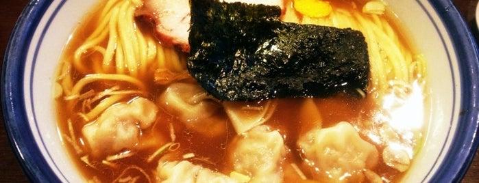 麺屋はやしまる is one of 東京ラーメン.