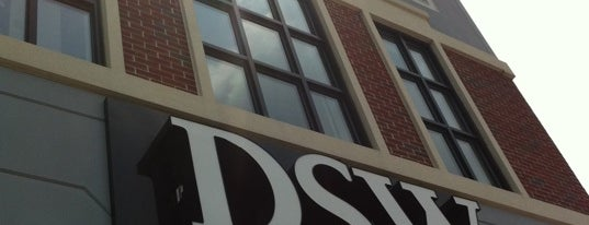 DSW Designer Shoe Warehouse is one of Retail Therapy.