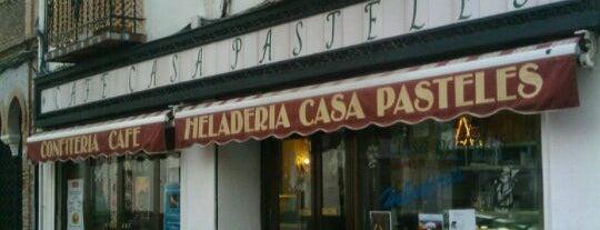 Casa Pasteles is one of Granada.
