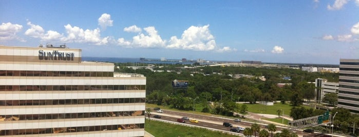 Embassy Suites by Hilton Tampa Airport Westshore is one of AT&T Spotlight on Tampa Bay, FL.