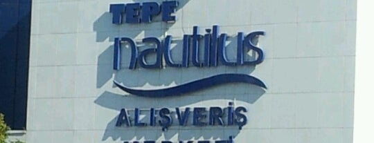 Tepe Nautilus is one of เที่ยว Istanbul's Shopping Malls.