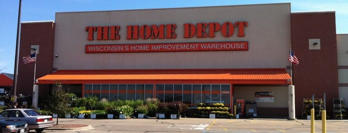 The Home Depot is one of Jason's Liked Places.