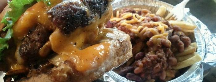 Vera's Burger Shack is one of Favourite restaurants.