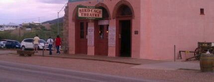 The Original Bird Cage Theatre Of Tombstone is one of Best Haunts and Scares In United States-Halloween.