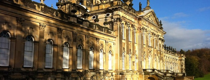 Castle Howard is one of Orte, die Carl gefallen.
