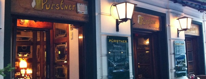 Pürstner is one of Wien & Umgebung.