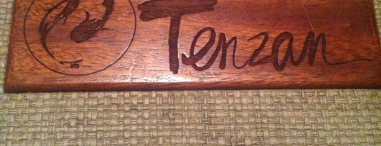 Tenzan is one of NYC.