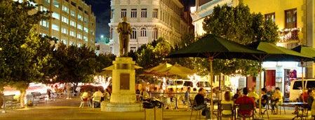 Old San Juan is one of ♪ En Mi Viejo San Juan ♫.