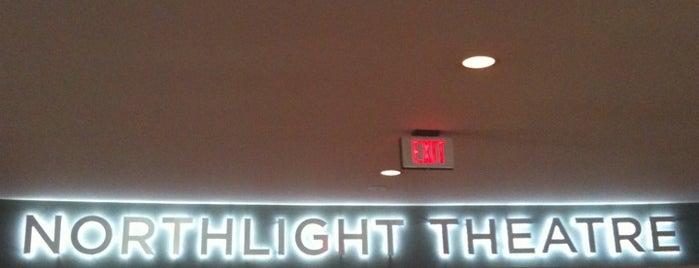 Northlight Theatre is one of Locais curtidos por George.