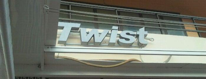 Twist is one of islas baleares.