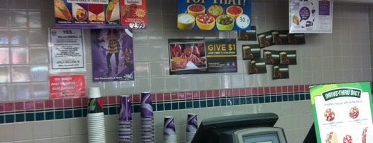 Taco Bell is one of Miami to do.
