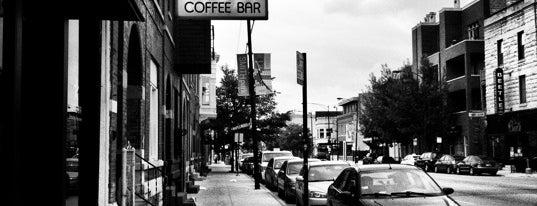 Dark Matter Coffee (Star Lounge Coffee Bar) is one of Chicago Coffee Snob.