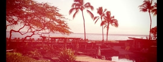 Four Seasons Resort Hualalai at Historic Ka`upulehu is one of Enjoy the Big Island like a local.