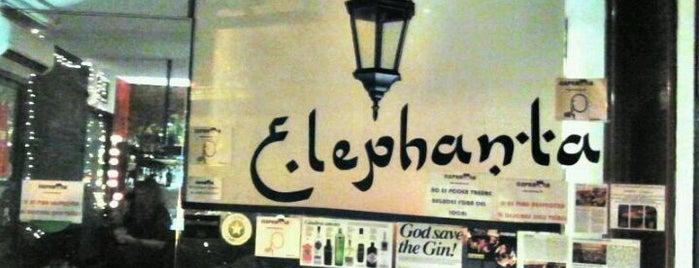 "Elephanta is one of Mr Caulfield says: ""Estilo indie Barcelona""."
