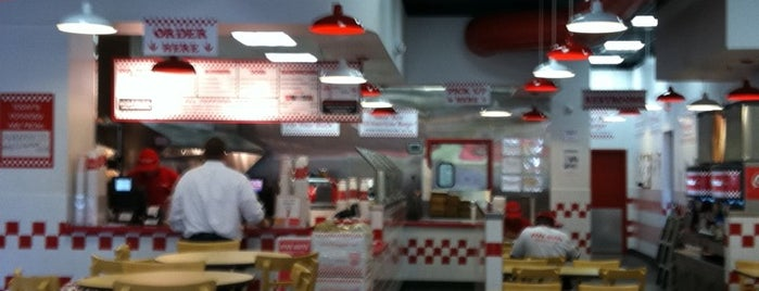 Five Guys is one of Must Do Phoenix, AZ #VisitUS.