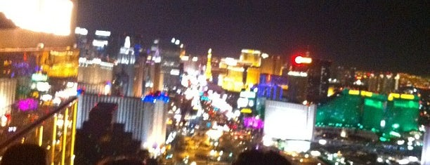Foundation Room is one of Great Vegas Views.