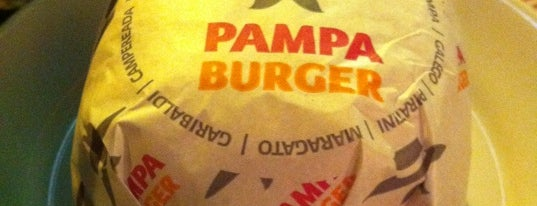 Pampa Burger is one of Porto Alegre Tour.