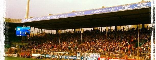 Vonovia Ruhrstadion is one of Part 1~International Sporting Venues....