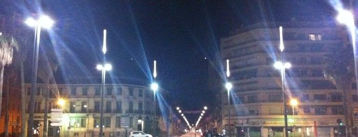 Place de Catalogne is one of Perpignan 2021.