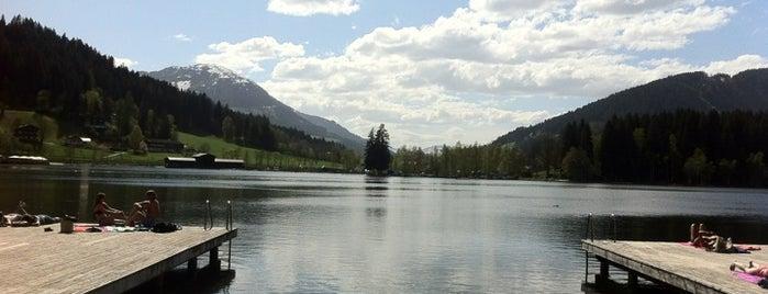 Schwarzsee is one of Tempat yang Disukai Carl-Adam.