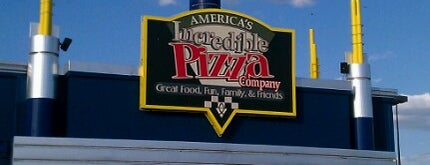 Incredible Pizza Company is one of Favorite Food.