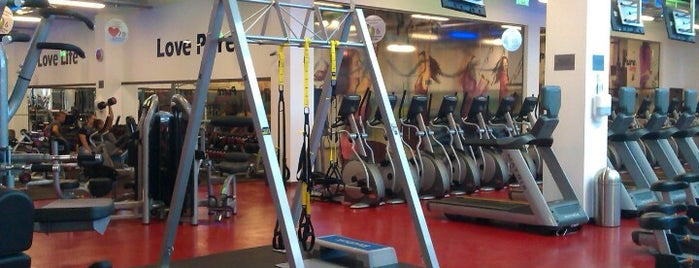 Pure Fitness Burgas is one of Bulgaria.