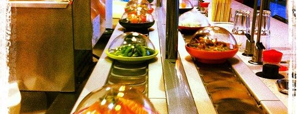 YO! Sushi is one of B.