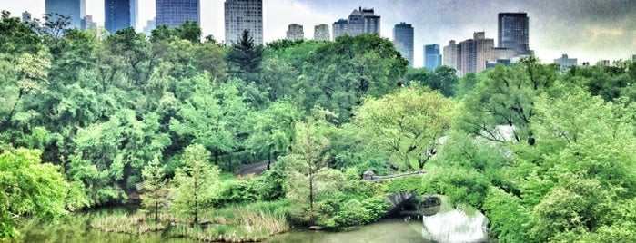 Central Park is one of 101 places to see in Manhattan before you die.