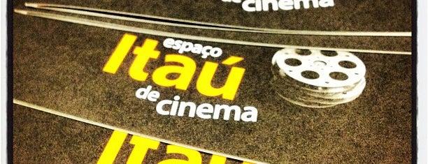 Espaço Itaú de Cinema is one of 10 Melhores Salas de Cinema de São Paulo.