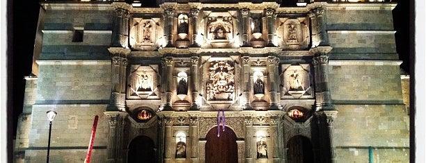 Catedral de Nuestra Señora de la Asunción is one of Oaxaca.