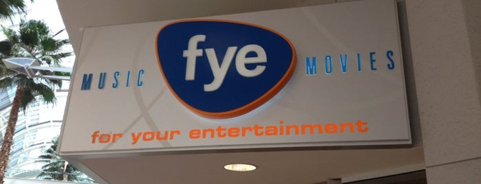 FYE is one of Favorite Places to visit!.