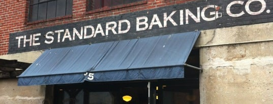 The Standard Baking Co. is one of Portland, Maine.
