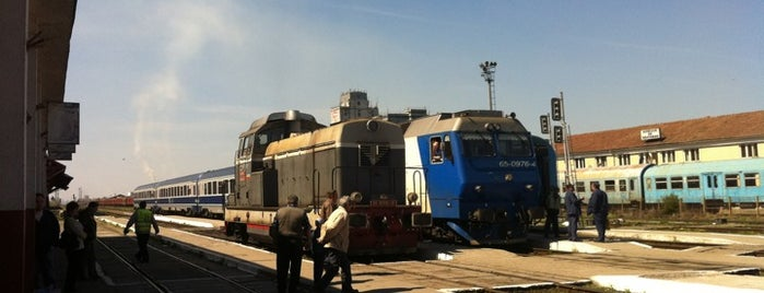 Gara Târgu Mureș is one of Follow the Orient Express — Şark Ekspresi.