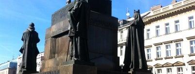 St.-Wenzels-Denkmal is one of StorefrontSticker #4sqCities: Prague.