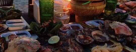 Jimbaran Bay Seafood is one of Bali.