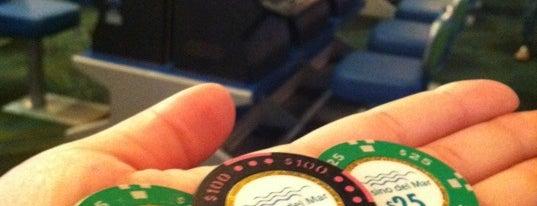 Casino Del Mar is one of ✨#IamRomdelacrème✨: сохраненные места.