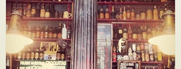 Bodega La Ardosa is one of Tapas por Madrid.