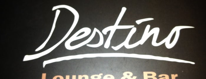 Destino Lounge & Bar is one of New York City Center.