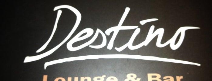 Destino Lounge & Bar is one of Priscilaさんの保存済みスポット.