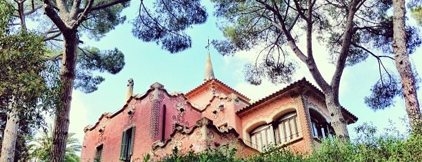 Casa Museu Gaudí is one of [To-do] Barcelona.