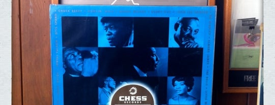 Willie Dixon's Blues Heaven Foundation, Historic Site of Chess Records is one of Chicago.